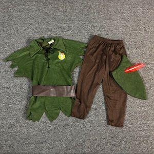 Peter Pan Disney Halloween costume by disguise